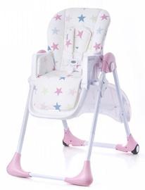 Стульчик для кормления Baby Tiger Kiki Pink