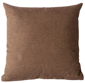 Home4you Glory Pillow 45x45cm Brown