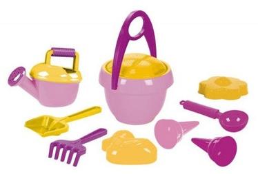 Liivakasti mänguasjade komplekt Lena 05421