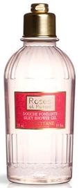 L´Occitane Roses Et Reines Silky Shower Gel 250ml