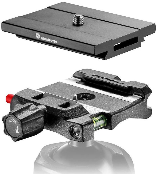Manfrotto XPRO Magnesium Ball Head With Top Lock Plate MHXPRO-BHQ6