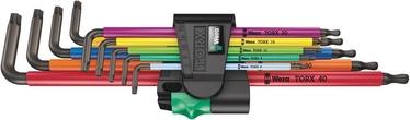 Wera Angle Key Set 967/9 TX XL 9Pcs