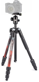 Manfrotto Element MII Aluminum Tripod With Ball Head Red
