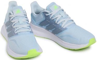 Adidas Women Runfalcon Shoes FW5144 Blue 37 1/3
