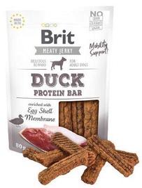 Brit Jerky Duck Protein Bar maius 80g