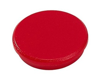 Dahle Magnets For Boards 32mm 10pcs Red