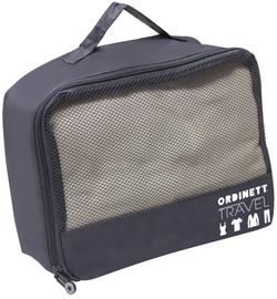 Ordinett Travel Bag 26x20x10cm T-Bag Grey