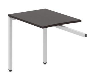 Skyland Table Part XSR 869 Legno Dark/Aluminium