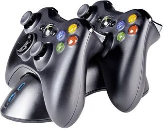 Speedlink Bridge USB Charging System for Xbox 360 Gamepad Black