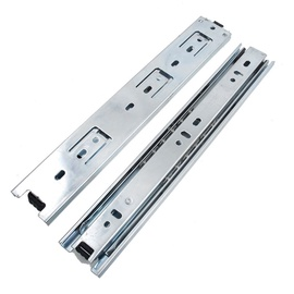 Vagner SDH Drawer Rail Set 500x45mm Silver
