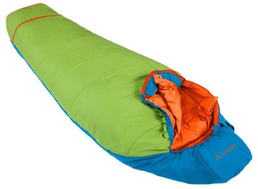 Magamiskott Vaude Dreamer Adjust 450 Blue/Green Left