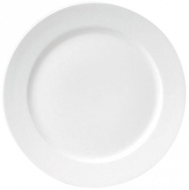 Leela Baralee Simple Plus Plate with Rim 31cm