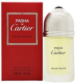 Cartier Pasha 50ml EDT