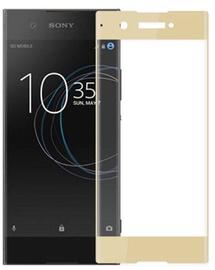 MyScreen Edge 2.5D Full Face Screen Protector For Sony Xperia XA1 Plus Gold