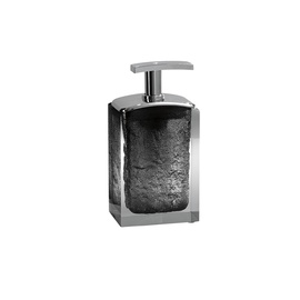 Gedy Antares Soap Dispenser Gray 0.7l