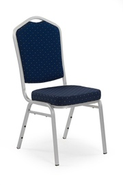Söögitoa tool Halmar K66S Blue/Silver