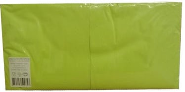 Lenek Napkins 33cm 2 Plies Green Lemon 250pcs