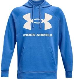 Under Armour Men's Rival Fleece Big Logo Hoodie 1357093 787 Blue L