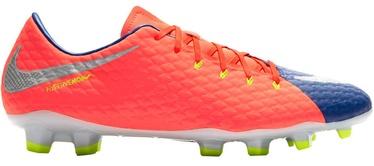 Nike Hypervenom Phelon III FG 852556 409 Red/Blue 40.5
