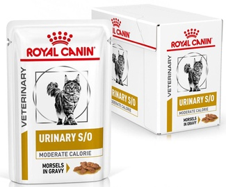 Royal Canin Veterinary Urinary S/O Loaf 12x85g