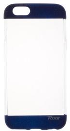 Roar Fit Up Jelly Back Case For Apple iPhone 6 Plus/6S Plus Transparent/Blue