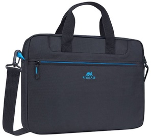 "Rivacase Laptop Bag Regent 15.6"" Black"