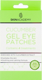 Skin Academy Soothe Puffy Tired Eyes Gel Eye Patches 4pcs