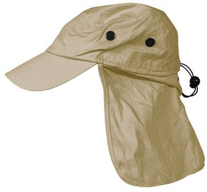 Basic Nature Legionnaire Cap with Flap L