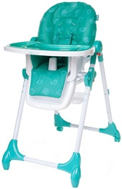 4Baby High Chair Decco Turquoise