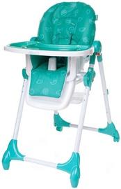 Laste söögitool 4Baby Decco Turquoise
