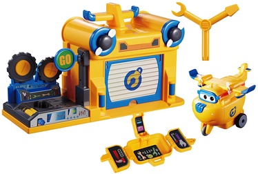 Auldey Super Wings Donnie's Workshop 710520