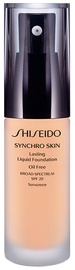Shiseido Synchro Skin Lasting Liquid Foundation SPF20 30ml N1