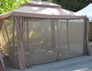 Home4you Mosquito Nets Canopy Legend 3x3m