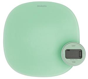 Brabantia Tasty+ Kitchen Scale Jade Green
