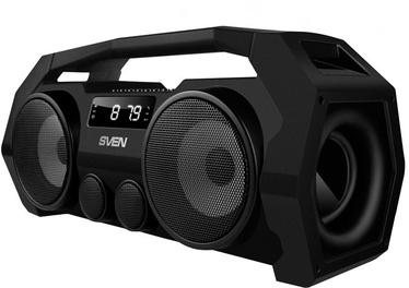 Juhtmevaba kõlar Sven PS-465 Black, 18 W