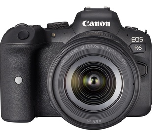 Canon EOS R6 + RF 24-105mm F4-7.1 IS STM