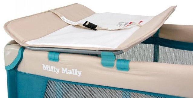 Milly Mally Mirage Deluxe Blue/White 0996