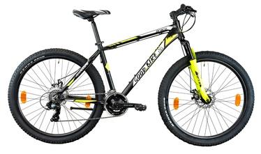 "Jalgratas Bottari Good Bike Draco Disc 49cm 27.5"" Black Lime"