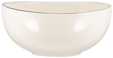 Quality Ceramic Sense Bowl Platinum 20cm