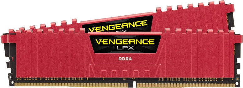 Corsair Vengeance LPX 16GB 2400MHz DDR4 CL16 KIT OF 2 CMK16GX4M2A2400C16R