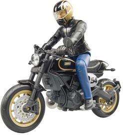 Bruder Scrambler Ducati Café Racer Including Rider 63050
