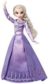 Hasbro Disney Frozen II Arendelle Elsa Deluxe Fashion Doll E6844