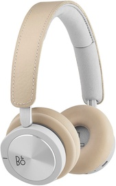 Bang & Olufsen BeoPlay H8i Bluetooth On-Ear Earphones Natural