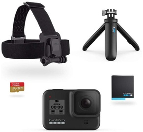 Экшн камера Gopro Hero 8 Black Holiday Bundle 2019