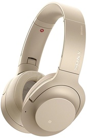 Sony WH-H900N Headphones Pale Gold