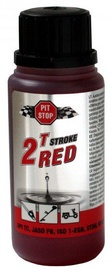 Pitstop Engine Oil 2T 100ml Red