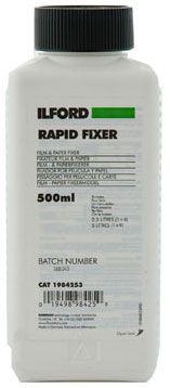 Ilford Rapid Fixer 0.5L