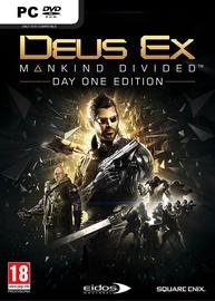 Deus Ex: Mankind Divided Day One Edition PC