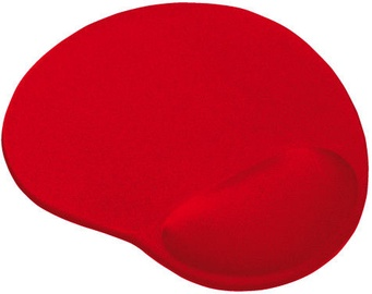 Trust Bigfoot Gel Mouse Pad Red