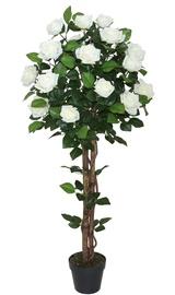 Home4you Artificial Rose Tree 2 Strains H120cm